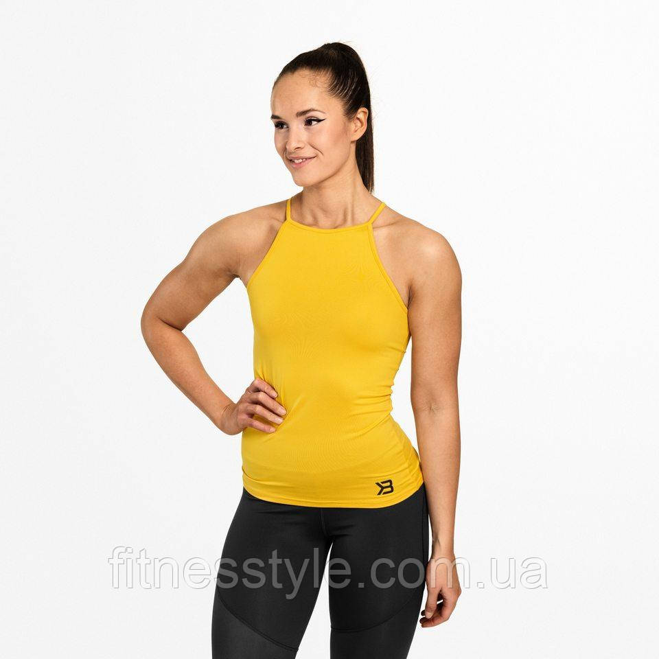Спортивный топ Better Bodies Performance Halter, Yellow