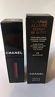 Блеск для губ Chanel Rouge Allure Extrait De Gloss 126