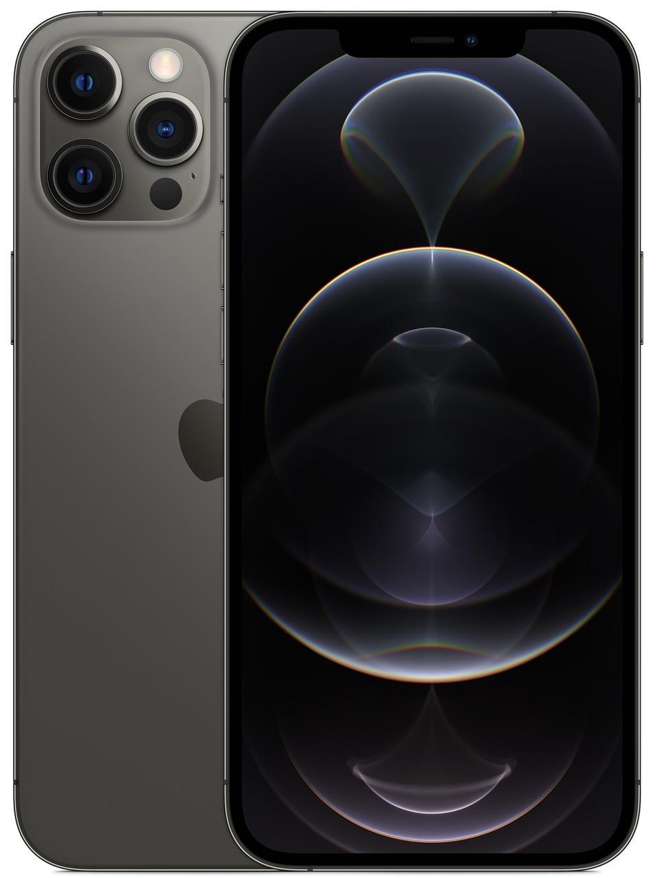 Смартфон Apple iPhone 12 Pro Max 512GB Dual Sim Graphite (MGDG3)
