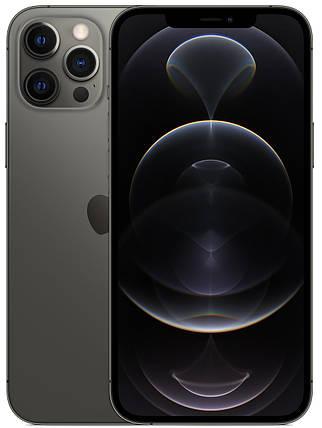 Смартфон Apple iPhone 12 Pro Max 512GB Dual Sim Graphite (MGDG3), фото 2
