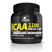 Аминокислоты ВСАА OLIMP BCAA Mega Caps (300 caps)