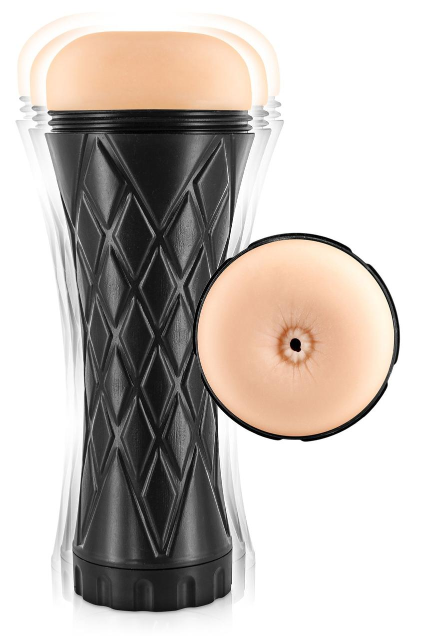 Мастурбатор попка Real Body - Real Cup Anus Vibrating