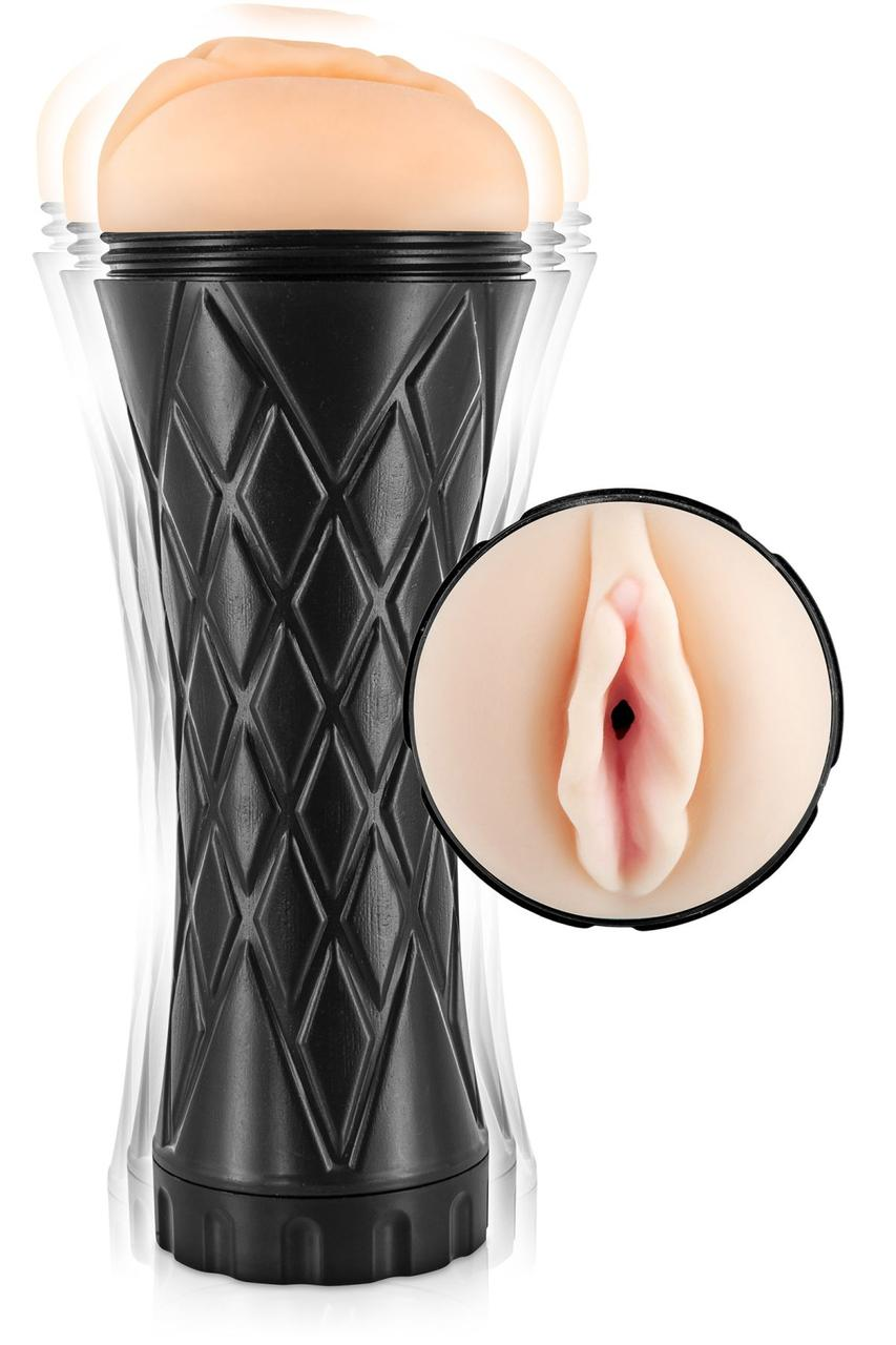 Мастурбатор вагина Real Body - Real Cup Vagina Vibrating