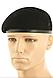 Бере чоловічий армійський безшовний вовняної колір чорний MFH Німеччина, фото 2
