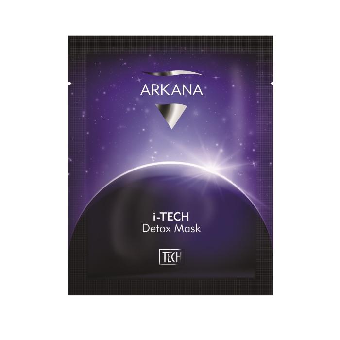 Маска Детокс i-Tech Detox Mask Arkana 1 шт