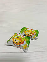 Конфеты Птаха со вкусом банан 2,5кг. ТМ Лапотушка