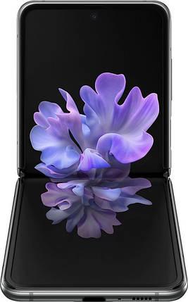 Смартфон Samsung Galaxy Z Flip 5G 8/256GB Mystic Grey (SM-F707), фото 2