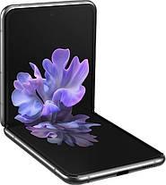Смартфон Samsung Galaxy Z Flip 5G 8/256GB Mystic Grey (SM-F707), фото 3