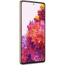 Смартфон Samsung Galaxy S20 FE 8/128Gb Dual Sim Cloud Orange (SM-G780FZOD), фото 2