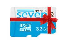 Видеодомофон для квартиры Seven DP–7574 + SEVEN CP-7506Tvl + Подарок Флешка 32Gb, фото 2