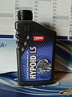 Трансмиссионное масло Teboil Hypoid LS 80W-90 (1л.) для главных передач с блокируемыми дифференциалами