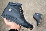 Мужские ботинки кожаные зимние синие Milord Olimp B, фото 8
