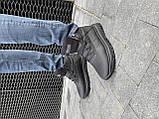 Мужские ботинки кожаные зимние черные Trike 420, фото 2