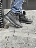 Мужские ботинки кожаные зимние черные Trike 420, фото 3