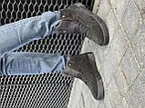 Мужские ботинки замшевые зимние черные Nev-Men P1-2, фото 2
