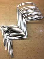 Металлические кольца- крючки для торгового оборудования, для шапок, Б\У в хорошем состоянии, упаковка 50 шт
