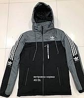 Куртка-ветровка мужская норма 48-56 весна, фото 1