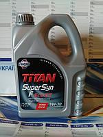 Моторное масло FUCHS TITAN SUPERSYN F ECO-DT 5W-30 (4л.) для Ford линейки DuraTorq