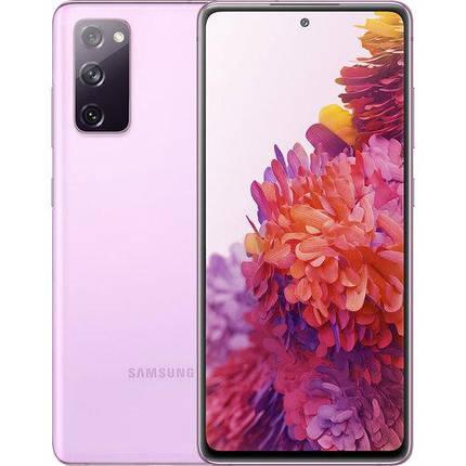 Смартфон Samsung Galaxy S20 FE 8/128Gb Snapdragon Dual Sim Cloud Lavender (SM-G7810) EU, фото 2