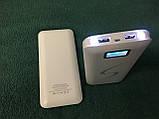 ПоверБанк Smart PowerBank 50000mAh 2 USB с экраном, фото 9