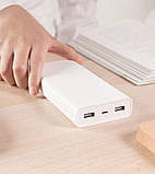 Power bank Xiaomi 20000mAh 2 USB мощный повербанк, портативная батарея! АКЦИЯ, фото 2