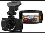 Автомобильный видеорегистратор G30 Full HD 1080 P, фото 2