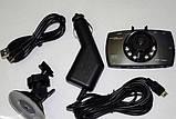 Автомобильный видеорегистратор G30 Full HD 1080 P, фото 5