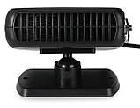Автомобильный обогреватель Auto Heater Fan 703, 140W питание от прикуривателя, автопечка, автодуйка, фото 5