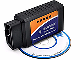 Автосканер ELM327 WiFi диагностический адаптер для автомобиля IOS iphone Android OBD2 1.5V версия OBDII, фото 5
