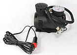 Автомобильный компрессор Air Pomp MJ004, для подкачки шин, автонасос, фото 7
