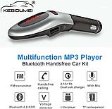 Автомобильный FM-трансмиттер G96 Bluetooth, громкая связь / ФМ модулятор / Трасмиттер, фото 6