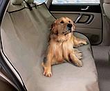 Защитный коврик в машину для собак PetZoom, коврик для животных в автомобиль, чехол для перевозки, фото 5