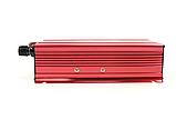 Преобразователь UKC авто инвертор 12V-220V 1000W LCD KC-1000D, фото 8