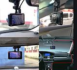 """Видеорегистратор T638 WDR Full HD с ночной сьёмкой, 1 камера 3"""" экран, фото 6"""