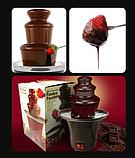 Мини Шоколадный фонтан MINI CHOCOLATE FONTAINE Лучшая цена!, фото 2