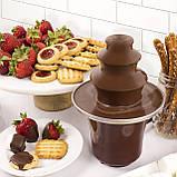 Мини Шоколадный фонтан MINI CHOCOLATE FONTAINE Лучшая цена!, фото 3
