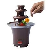 Мини Шоколадный фонтан MINI CHOCOLATE FONTAINE Лучшая цена!, фото 4
