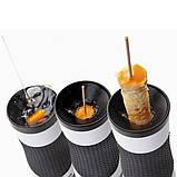Вертикальная Омлетница быстрого приготовления с антипригарным покрытием Egg Master. Лучшая Цена!, фото 3