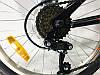 ✅Дитячий Гірський Двопідвісний Велосипед Azimut Blackmount 20 D ЧОРНО-ЧЕРВОНИЙ, фото 5