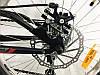 ✅Дитячий Гірський Двопідвісний Велосипед Azimut Blackmount 20 D ЧОРНО-ЧЕРВОНИЙ, фото 6