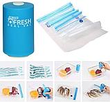 Вакуумный упаковщик для еды Vacuum Sealer Always Fresh, вакуумные пакеты для еды, фото 7