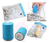 Вакуумный упаковщик для еды Vacuum Sealer Always Fresh, вакуумные пакеты для еды, фото 8