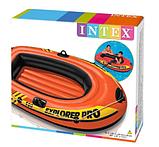 Лодка Intex надувная пвх, 160 х 94 х 29 см, одноместная 58355 Explorer Pro 100, фото 2