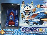 Антигравитационная супер машинка летает по стенам Doraemon 3499, фото 2