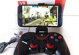 Bluetooth беспроводной геймпад, джойстик V8, игровой контроллер, для Android, фото 5