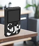Ретро приставка Sup консоль с цветным LCD экраном без джойстика 8-bit 400 игр, фото 8