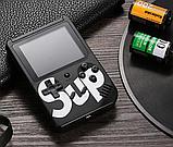 Ретро приставка Sup консоль с цветным LCD экраном без джойстика 8-bit 400 игр, фото 9