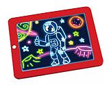 Планшет для рисования Magic Pad 3D Рисуем светом (NO746), фото 2