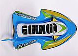 Детский надувной плотик для катания Intex 57520 «Скутер», 117 х 77 см, фото 5