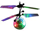 """Светящийся летающий шар LED Flying Ball PC398, Индукционная игрушка """"Летающий шар"""", фото 2"""